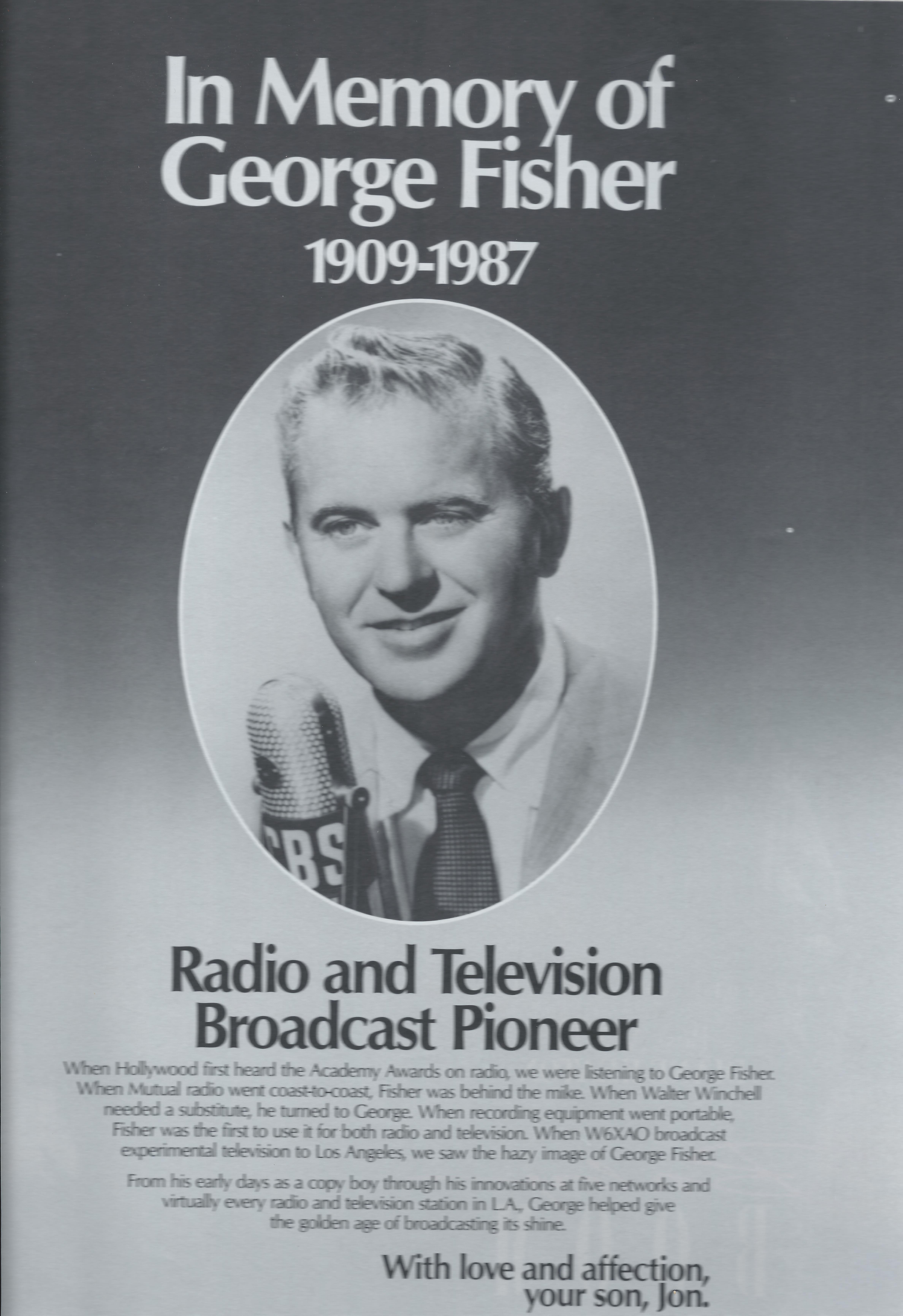 George Fischer Memorail Ad.jpg
